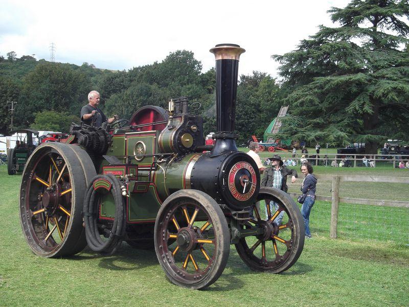 Festival of steam